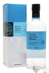 "Nikka "" Coffey "" Japanese vodka 40% vol.  0.70 l"