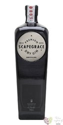 "ScapeGrace "" Premium Classic "" small batch New Zealand gin by Rogue Society 42.2% vol. 0.70 l"
