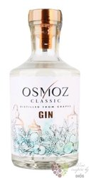 """Osmoz """" Classic """" French wine gin by Chateau Montifaud 43% vol.  0.70 l"""