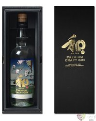 Wa Gin Premium Craft Japanese Gin 45% vol.  0.70 l