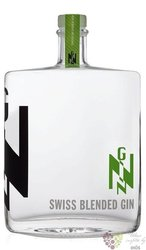 "Nginious "" Blended "" unique Swiss gin 45% vol.  0.50 l"