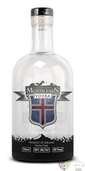 Icelandic Mountain gluten free vodka 40% vol.  0.70 l
