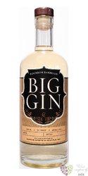 "Big "" Bourbon bareled "" aged Oregon´s gin by Captive spirits 47% vol.  0.70 l"