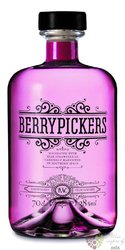 Berry Pickers Strawberry flower Spanish gin 38% vol.  0.70 l