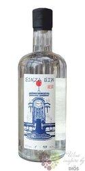 Ginza limited Czech gin by Rudolf Jelínek  43% vol.  0.70 l
