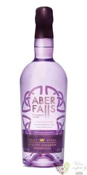 "Aber Falls "" Violet "" English flavored liqueur 20.8% vol.  0.70 l"