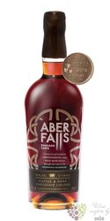 "Aber Falls "" Coffé & Chocolate "" English flavored liqueur 20.6% vol.  0.70 l"
