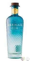 "Mermaid "" Original "" English gin by Isle of Wight 42% vol.  0.70 l"