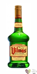 "Vilmos "" Palinka "" Hungarian pear brandy by Zwack Unicum 37.50% vol.   1.00 l"