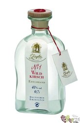 "Wildkirsch no.1 "" Eau de Vie "" fruits brandy by German distilleria Ziegler 43% vol.    0.70 l"