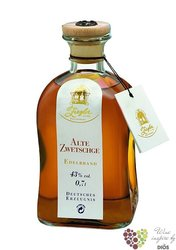 Alte Zwetschge 1996 aged fruits brandy by German distilleria Ziegler 43% vol. 0.70 l