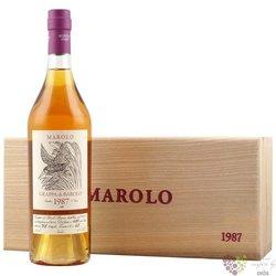 Grappa di Barolo riserva 1983 distilleria Marolo Santa Teresa 50% vol.   0.70 l