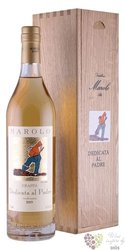 Grappa dedicata al Padre Vintage 2007 distilleria Marolo Santa Teresa 45% vol. 0.70 l