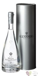"Grappa di Brunello di Montalcino "" Alexander "" by distilleria Bottega 38% vol. 0.70 l"