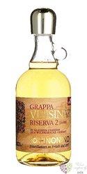 """Grappa Riserva """" Vuisinar """" Friuli distilleria Nonino 41% vol.  0.70 l"""