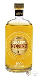 """Grappa riserva di Annata """" Vendemmia """" distilleria Nonino 41% vol.  0.70 l"""