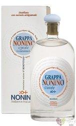 """Grappa """" cuvée Millesimato """" Friuli distilleria Nonino 40% vol.  0.70 l"""