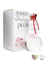 """Grappa di Picolit """" Cru Monovitigno """" Friuli by distilleria Nonino 50% vol.    0.20 l"""