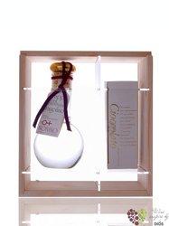 """Grappa di Fragolino """" Cru Monovitigno """" Choco gift pack Friuli by distilleria Nonino 45% vol. 0.20 l"""