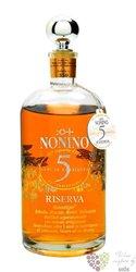 """Grappa Riserva """" UE 25 Anniversary """" aged grappa by distilleria Nonino 43% vol.0.70 l"""