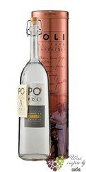 """Po di Poli """" Morbida """" original Italian grappa Jacopo Poli 40% vol.  0.70 l"""