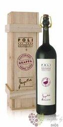 """Grappa riserva 2007 """" Barili di Sauternes """" Jacopo Poli & Chateau Rieussec 40% vol.   0.50 l"""