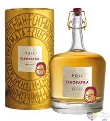 """Cleopatra """" Amarone Oro """" grappa Jacopo Poli 40%vol.     0.70 l"""