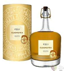 """Cleopatra """" Moscato Oro """" grappa Jacopo Poli 40%vol.     0.70 l"""