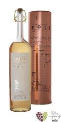 """Wine brandy """" Italiano di Poli """" aged 3 years Jacopo Poli 40%vol.     0.70 l"""