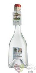 """di Uva """" Moscato Fior d'´Arancio  """" distileria Vitorio Capovilla 41% vol.  0.50l"""