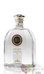 """Grappa di Chardonnay """" il Bacio delle Muse """" tenuta Gagliano Marcati 40% vol. 0.70 l"""