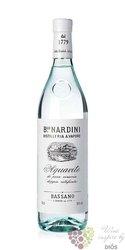 Grappa bianca distilleria Bortolo Nardini a Vapore 40% vol.    0.375 l