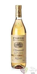 Grappa riserva aged 3 years distilleria Bortolo Nardini a Vapore 50% vol.    0.375 l
