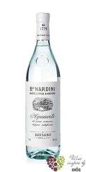 Grappa bianca distilleria Bortolo Nardini a Vapore 50% vol.    1.00 l