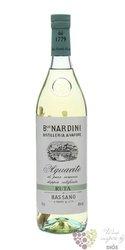 Grappa bianca Ruta distilleria Bortolo Nardini a Vapore 43% vol.    0.70 l