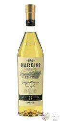 Grappa riserva aged 3 years distilleria Bortolo Nardini a Vapore 50% vol.    1.00 l