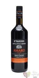 Amaro Italian liqueur distilleria Bortolo Nardini a Vapore 31% vol.    1.00 l