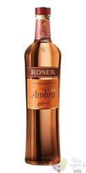 "Grappa "" la Morbida - Ambra "" Sudtirol - Alto Adige Roner 42% vol.  0.70 l"