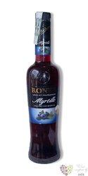 """Grappa liquore """" Mirtillo """" Sudtirol - Alto Adige Roner 30% vol.    0.70 l"""