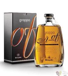 """Grappa di Amarone barrique """" Of """" distilleria Bonollo 42%vol.   0.70 l"""