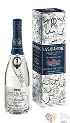 Acquavite Uve bianche di Malvasia e Chardonnay Andrea da Ponte 38% vol.    0.70l