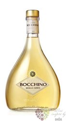"Bocchino "" Sigillo Nero "" original Piemote grappa 40% vol.     0.70 l"