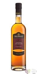 """Grappa di Amarone """" Rovere Carats """" Dellavalle 42% vol.  0.70 l"""
