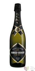 Abrau Durso sekt blanc semi sweet Russian sparkling wine 0.75 l