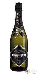 Abrau Durso sekt blanc semi dry Russian sparkling wine 0.75 l