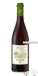 """Chardonnay """" Barrique """" 2010 pozdní sběr z vinařství Gotberg v Popicích   0.75 l"""