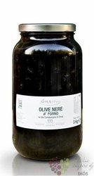 Olive nere a forno in olio Ursini Italy Abruzzo by Ursini   3.00kg