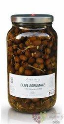 Olive nere agrumate in olio Italy Abruzzo by Ursini   3.00kg