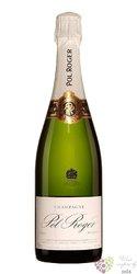 "Pol Roger blanc "" Réserve "" brut Champagne Aoc  3.00 l"