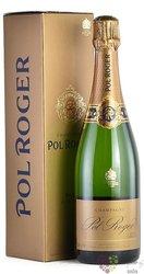 "Pol Roger blanc "" Rich "" Demi sec gift box Champagne Aoc     0.75 l"